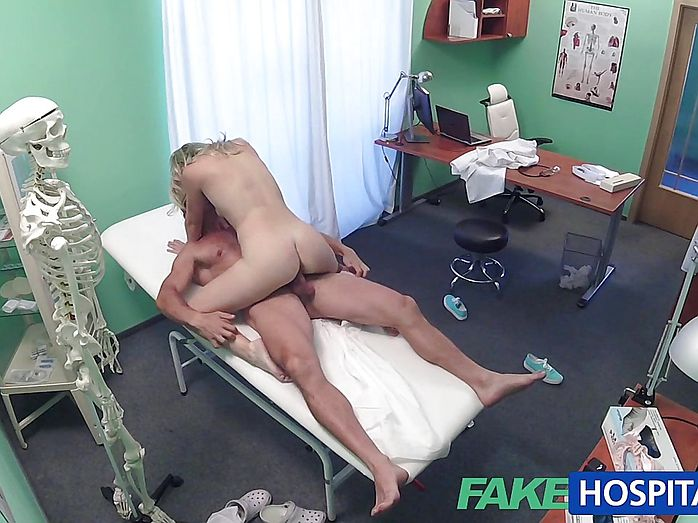 Fake Hospital Doctor Fucks Patients Tight Pussy To Cure His Hangover Porn Pics